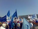 sindicalisti albastri
