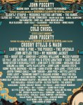 Byron Bay Bluesfest - Lista invitatilor