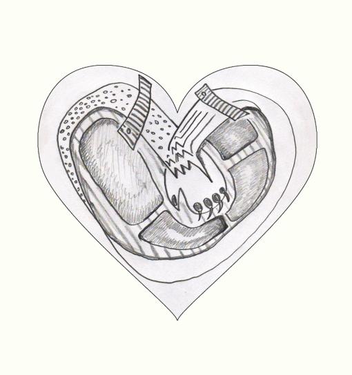 inima angina pectoris