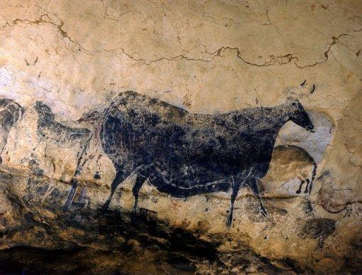 Lascaux - Arta rupestra