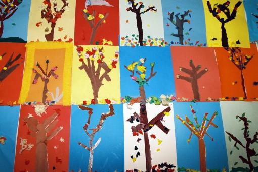 Tema: Cum formezi o Padure din Copaci Individuali?