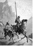 Nici Don Quijote n-a umblat de unul singur ...