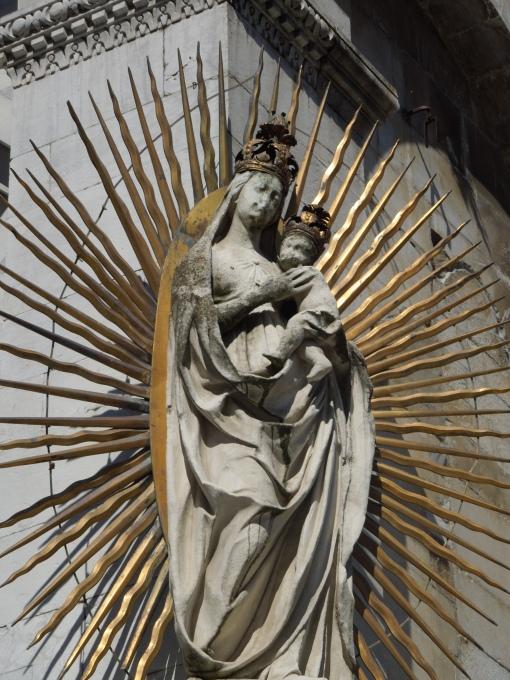 Sfanta Fecioara Maria