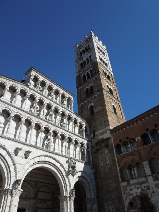 Domul Sf Martin din Lucca