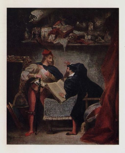 Faust si Mephisto ...