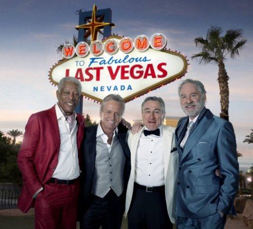 Last Vegas - sau cum sa (nu) iesi din scena pe usa din dos, acceptand orice propunere ...