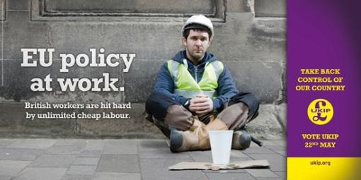 Muncitorii britanici raman fara lucru, pentru ca mana de lucru ieftina invadeaza Regatul ...