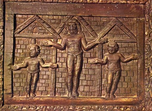 Isus si cei doi talhari
