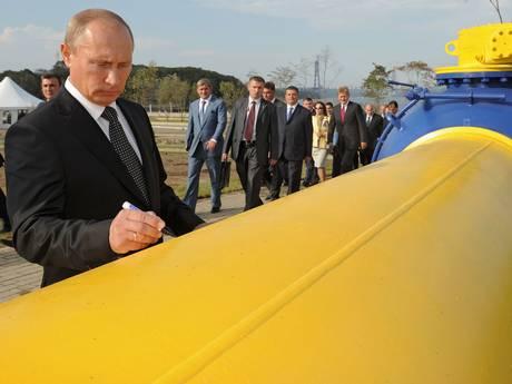 Putin sau puterea pixului care scrie cu gaz ...