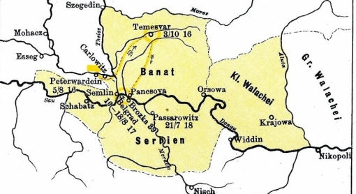 oltenia sub austrieci
