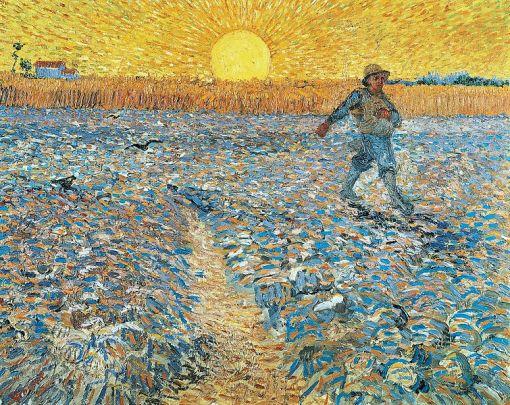 Vincent van Gogh - Semanatorul