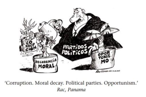 Slăbicunea democrației este că îngrașă niște vicii, permițând partidelor - în lupta lor pentru putere - să nu țină cont de moralitate.