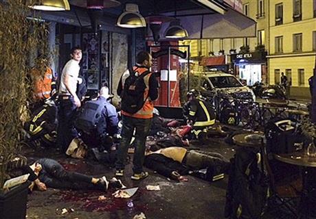 Asasinate teroriste la Paris, in 13 Noiembrie 2015. Cine sunt teroristii? Ce caută ei în capitala Franței? De ce se-ntâmplă aceste lucruri?