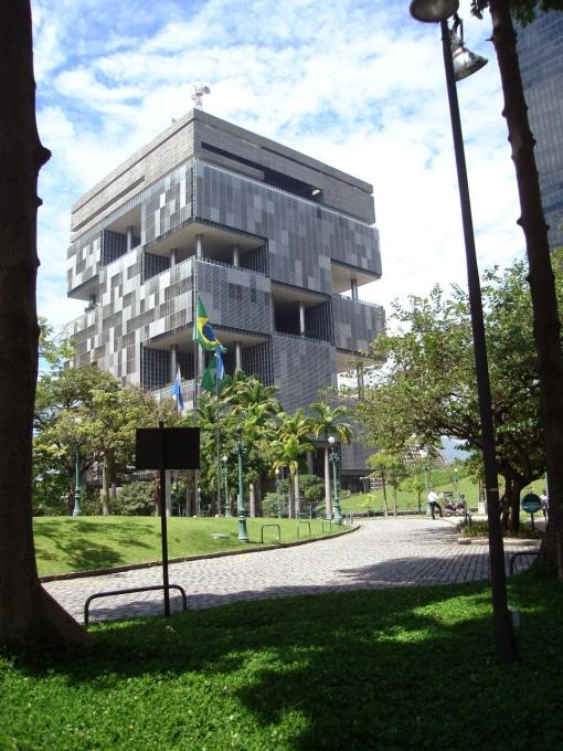 Petrobras-Rio building