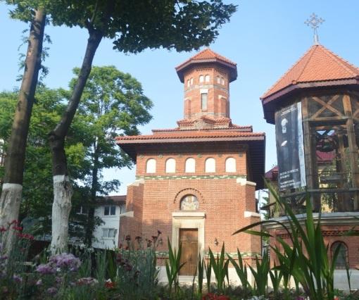catedrala sf vasile cel mare bucuresti