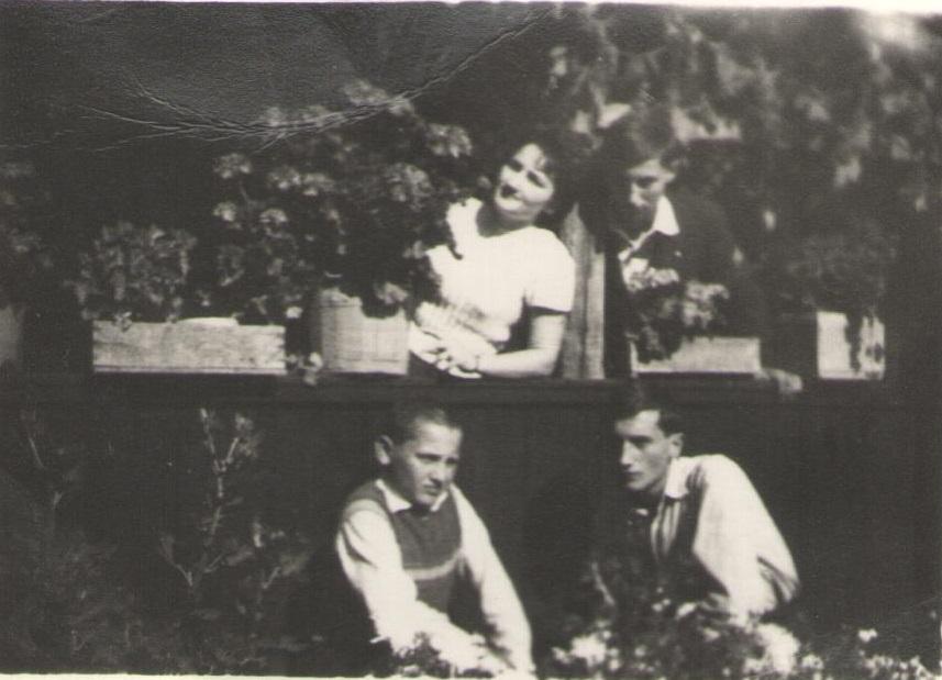 1962_Rupea cei patru frati in vacanta